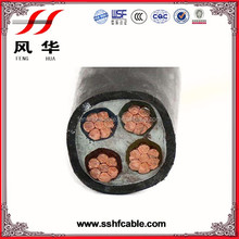 Leading factory direct supply 0.6/1KV low voltage electrical cables and wires