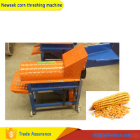 Neweek home use 1.5 t/h electric maize sheller corn threshing machine