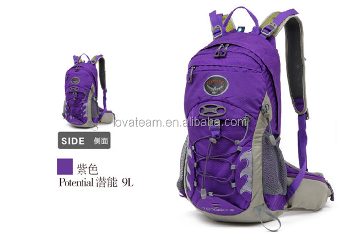 waterproof mountaineering hiking backpack bag camping backpack 80L