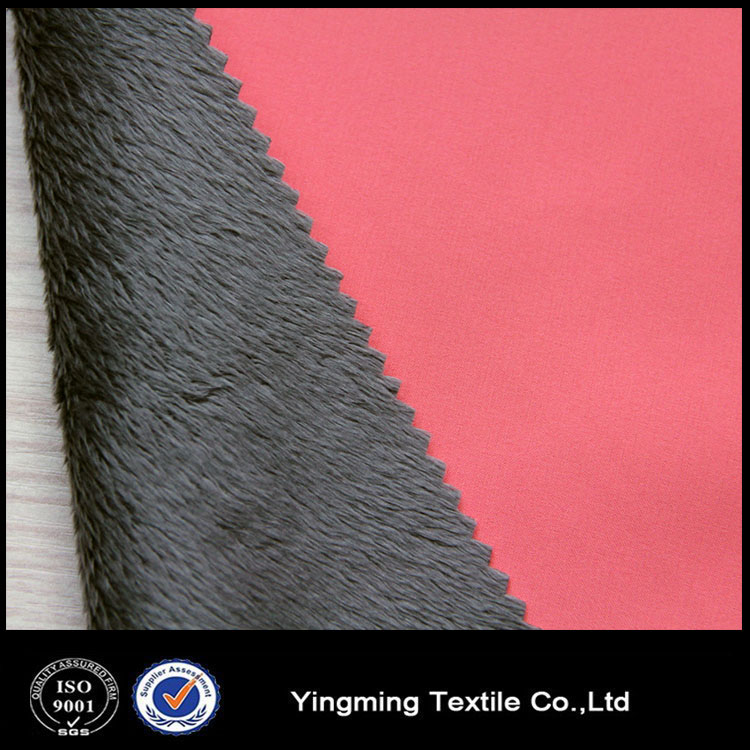 Wholesale high-quality 100% polyester cheap knit cut resistant fluorescent fabric for sofa