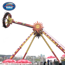 Wanle Amusement exciting big size theme park game Pendulum thrill decoration carnival new equipment manufacturer