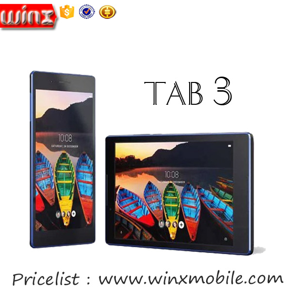 New Original lenovo tab3 730M tab 3 tablet PC 1GB RAM 16GB ROM Android 6.0 7 inch 3450mAh White