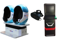 Factory price 9d virtual reality cinema amusement equipment manufacturer 5d 7d 9d cinema