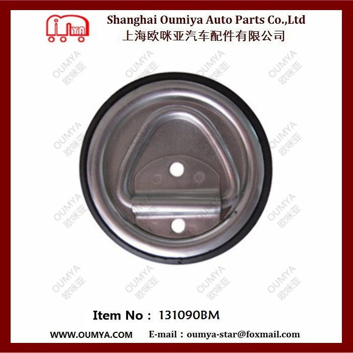 Top Quality Tie Down Lashing Ring Truck And Trailer Parts Recessed D Pull Ring 131090BM