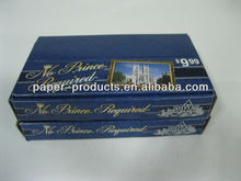 Jewelry display cases/ ring paper display box