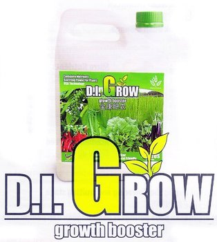 D.I. GROW LIQUID ORGANIC FERTILIZER
