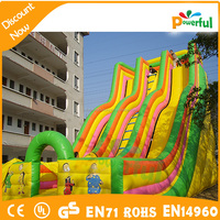 new hot Latest Design Inflatable Wave Pool for kids and adults