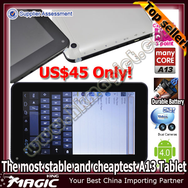 7 inch android 4.0 mid tablet pc mid 703 andriod