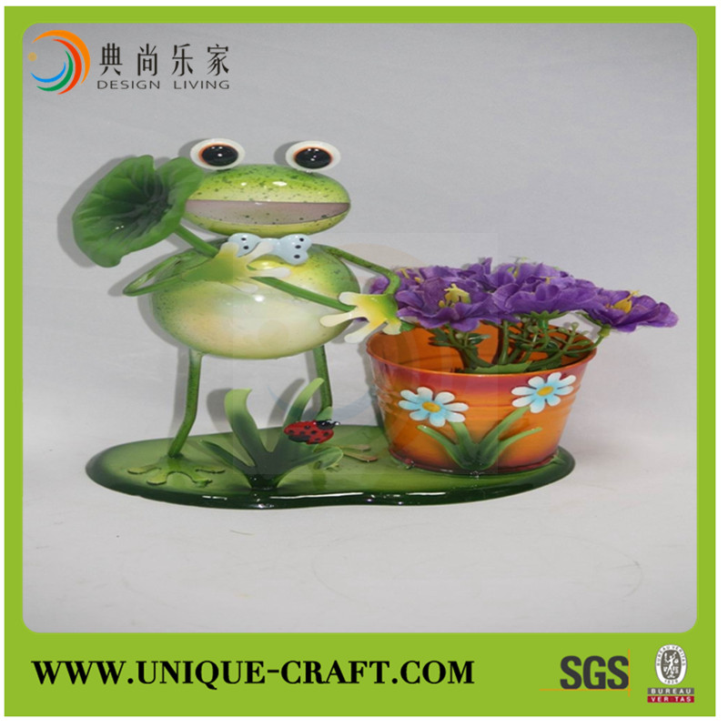 new product alibaba china supplier home decor garden wrought iron pot plant holder