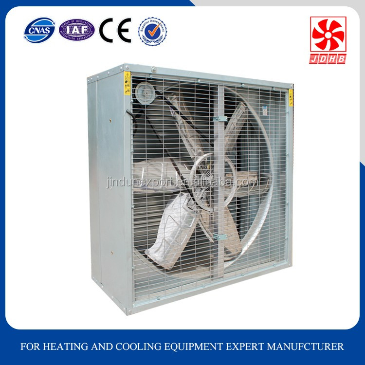 greenhouse hot air ventilation Exhaust cooling box fan