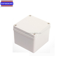ABS PC weatherproof plastic switch enclosure IP67 outdoor junction boxes