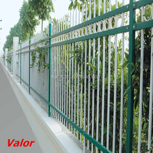 Outdoor high quality plastic garden fence for sale