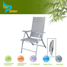 TLH-095 Patio Furniture Sun Loungers Japanese Zero Gravity Canvas Lounge Chair