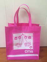 TNT Non Woven Tote for promotion
