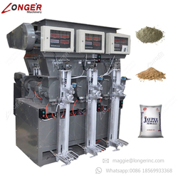 Factory Price Valve Mouth 50Kg Bags Sand Powder Filling Packaging Machine Automatic Cement Powder Packing Machine