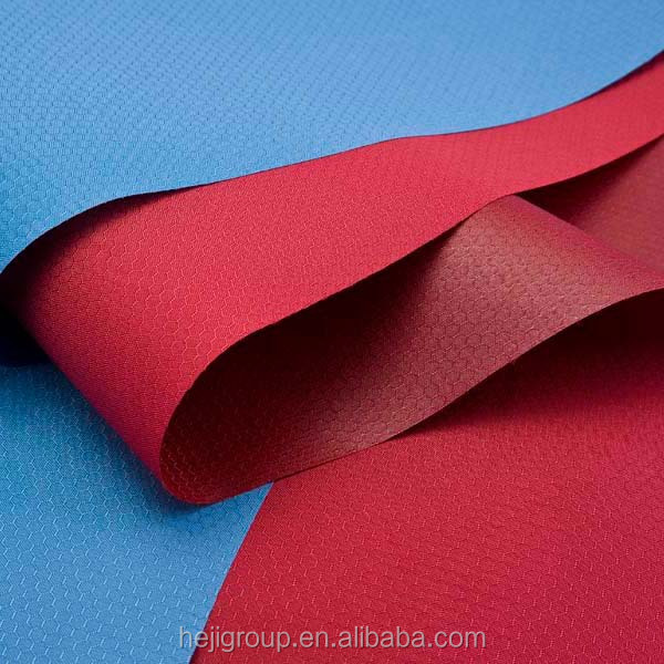 600D Waterproof Polyester Duotone Oxford Fabric or Cloth