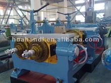 rubber machine two roll open mixing mill for compounding