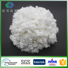 recycled hollow polyester staple fiber for stuffing pillow and toys