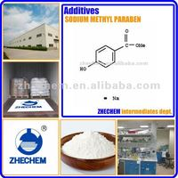 SODIUM METHYL PARABEN BP2007 99% 5026-62-0