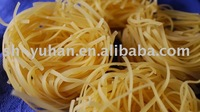 High capacity full set of nest noodle production line
