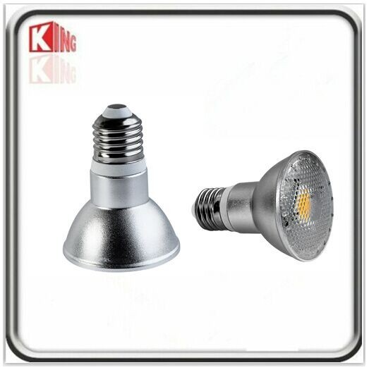 High power waterproof led par light IP65 par20 led bulb 5w