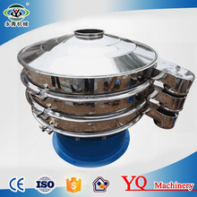 china Hot selling vibrating soil separator with CC and ISO certificate