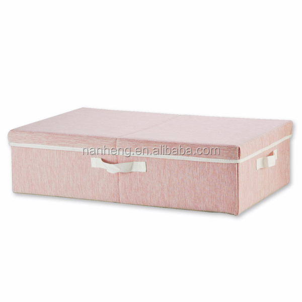 Wholesale cheap Collapsible Houseware fabric sundries storage box