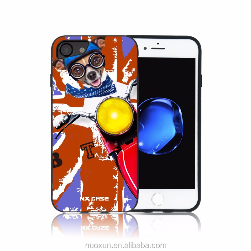 2017 anime phone case, custom printed for iphone case 5