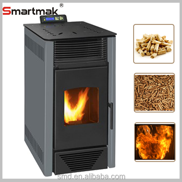 Cast Iron Portable China Wood Pellet Stove