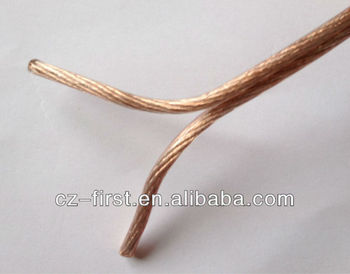 High speed flat speaker Cables