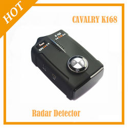 K168 Car Radar Anti Police Detector with Strelka and Laser