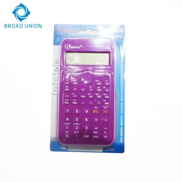 High Quality Multi-functional Scientific Electronic Calculator Custom Calculator