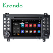 Krando Android 5.1 car radio for benz SLK R171 2004-2011 car navigation car multimedia android dvd gps navigation KD-MB171