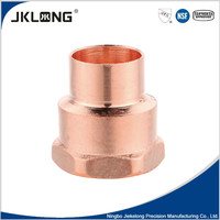 ASME B 16.22 female thread adapter pipe fitting