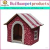Fashion style disposable dog bed outdoor dog bed and house