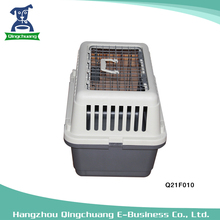 L80 Qualified Durable Plastic Cage for Dog Traveling