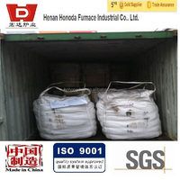 High Performance sintered bauxite low cement refractory Fire Castables