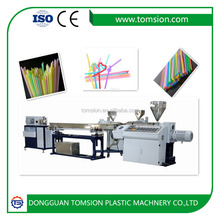 High Output Extruder Making Machine Extrusion Production Line for Drinking Straw
