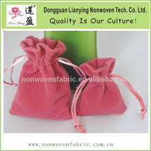 all kinds colors high quality velvet jewelry bag gift bag