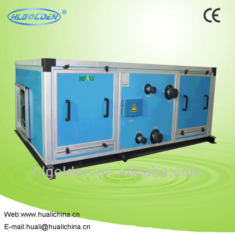 AHU system, AHU within filter