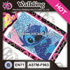 attractive 3d rhinestone sticker for cell mobile phone case