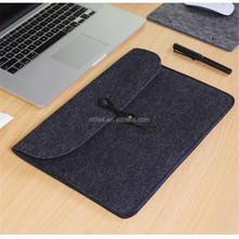 100% wool felt pad bag laptop case