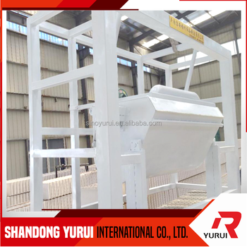 automatic gypsum block production machine factory supplier for sale