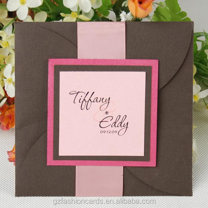 2014 New Unique Luxury Wedding Invitation Card Design, View ...