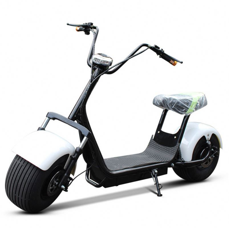 OEM acceptable evo 2000w electric scooter for adult with front /rear lights