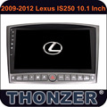Android 6.0 car audio video player 10.2 inch LEXUS IS250 IS300 IS350 (2005-2011)