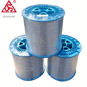 Cheap export customized 1.5mm electric galvanized iron wire