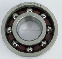 High quality bearing 6204 TBH P53 bakelite cage motorcycle bearing 6204TBHP53