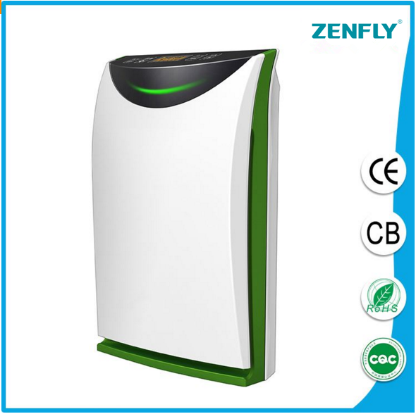 air heat pump Hot selling cheap Portable air purifier with electrostatic air cleaner USB socket