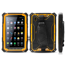 7 inch 3g cheap rugged android tablet with NFC RFID 1D&2D Barcode Scaning Fingerprint